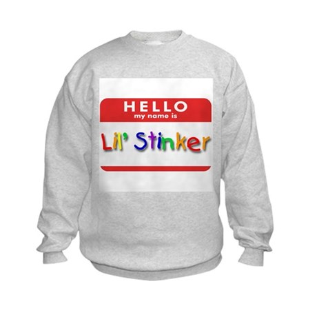 Lil' Stinker Kids Sweatshirt