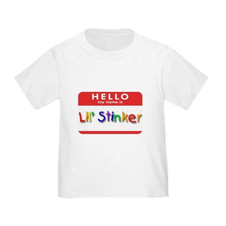 Lil' Stinker Toddler T-Shirt