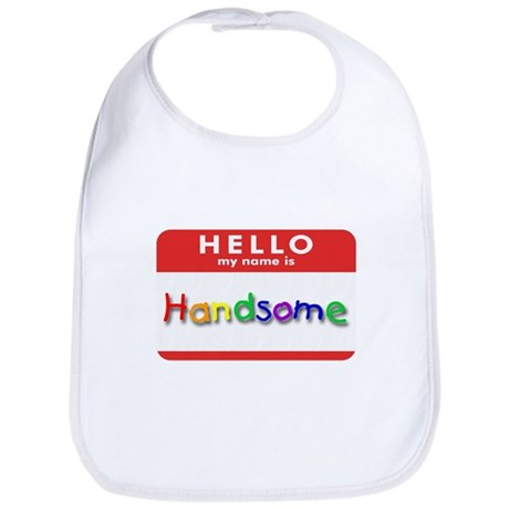 Handsome Bib