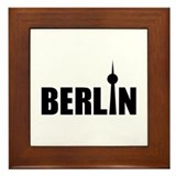 Berlin Framed Tile