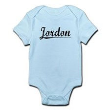 Jordon, Vintage Infant Bodysuit