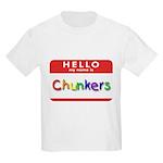Chunkers Kids T-Shirt