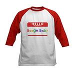 Boogie baby Kids Baseball Jersey