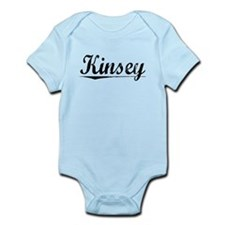 Kinsey, Vintage Infant Bodysuit