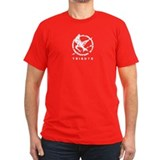 Hunger Games 1 White (Corrupted)  T