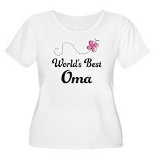 World's Best Oma T-Shirt