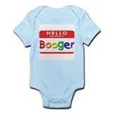 Booger Infant Creeper