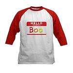 Boo Kids Baseball Jersey