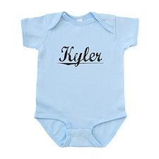 Kyler, Vintage Infant Bodysuit