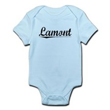 Lamont, Vintage Onesie