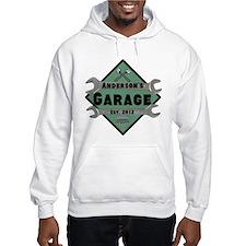 Personalized Garage Hoodie