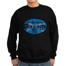 Personalized Garage Jumper Sweater
