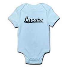 Lazaro, Vintage Infant Bodysuit