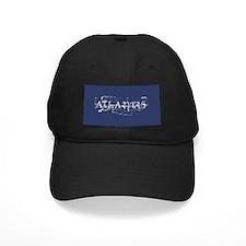 Atlantis Navy Black Cap