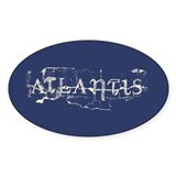 Atlantis Navy Decal