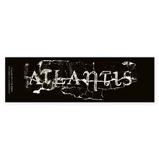 Atlantis Bumper Sticker