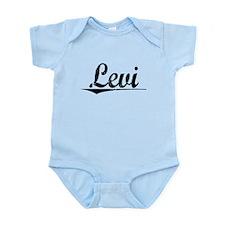 Levi, Vintage Infant Bodysuit