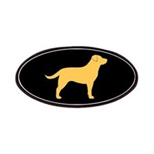 Yellow Labrador Retriever Patch