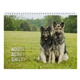 2013 Noble Acres Wall Calendar