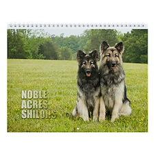 2013 Noble Acres Wall Calendar