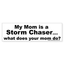 Twister Chasers Bumper Bumper Sticker
