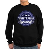 Whitefish Logo Midnight Sweatshirt