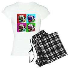 Warhols Pug Pajamas