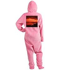 Horizon Footed Pajamas