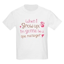 Future Spa Manager T-Shirt