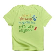 Future Software Engineer Infant T-Shirt