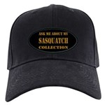 Sasquatch Collection Black Cap