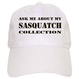 Sasquatch Collection Baseball Cap
