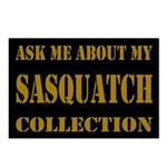 Sasquatch Collection Postcards (Package of 8)