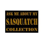 Sasquatch Collection Rectangle Magnet