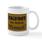 Bigfoot Messiah Mug