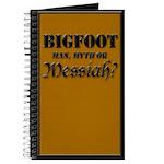 Bigfoot Messiah Journal