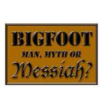 Bigfoot Messiah Postcards (Package of 8)