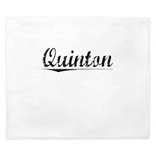 Quinton, Vintage King Duvet