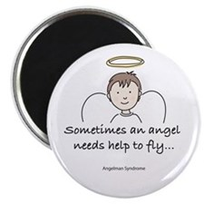 Angelman Syndrome Awareness Magnet