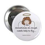 "Angelman Syndrome Awareness 2.25"" Button (100 pack"