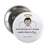 "Angelman Syndrome Awareness 2.25"" Button (10 pack)"