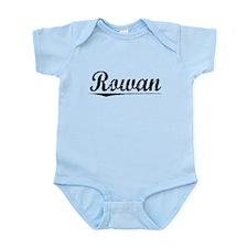 Rowan, Vintage Onesie