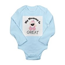 GREAT.jpg Long Sleeve Infant Bodysuit