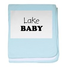 Lake.png baby blanket