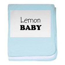 Lemon.png baby blanket