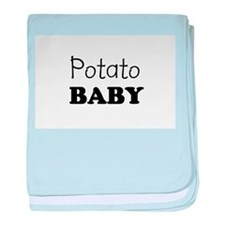 Potato.png baby blanket