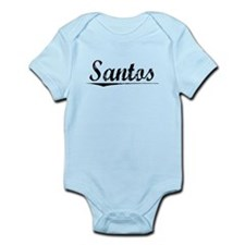 Santos, Vintage Infant Bodysuit