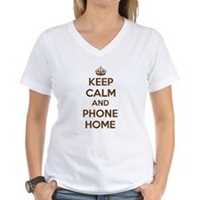 Keep Calm and Phone Home Shirt