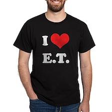 I Love E.T. T-Shirt