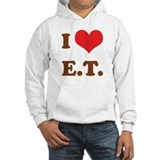 I Love E.T. Hoodie